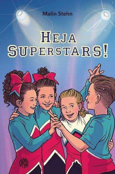 bokomslag Heja Superstars!