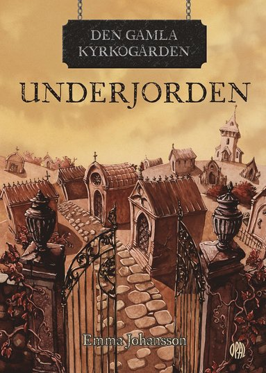 bokomslag Underjorden