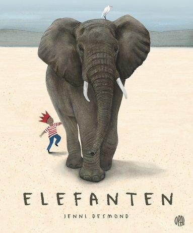 bokomslag Elefanten
