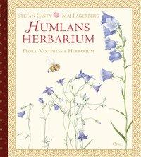 bokomslag Humlans herbarium - flora, växtpress och herbarium