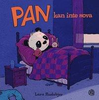 bokomslag Pan kan inte sova