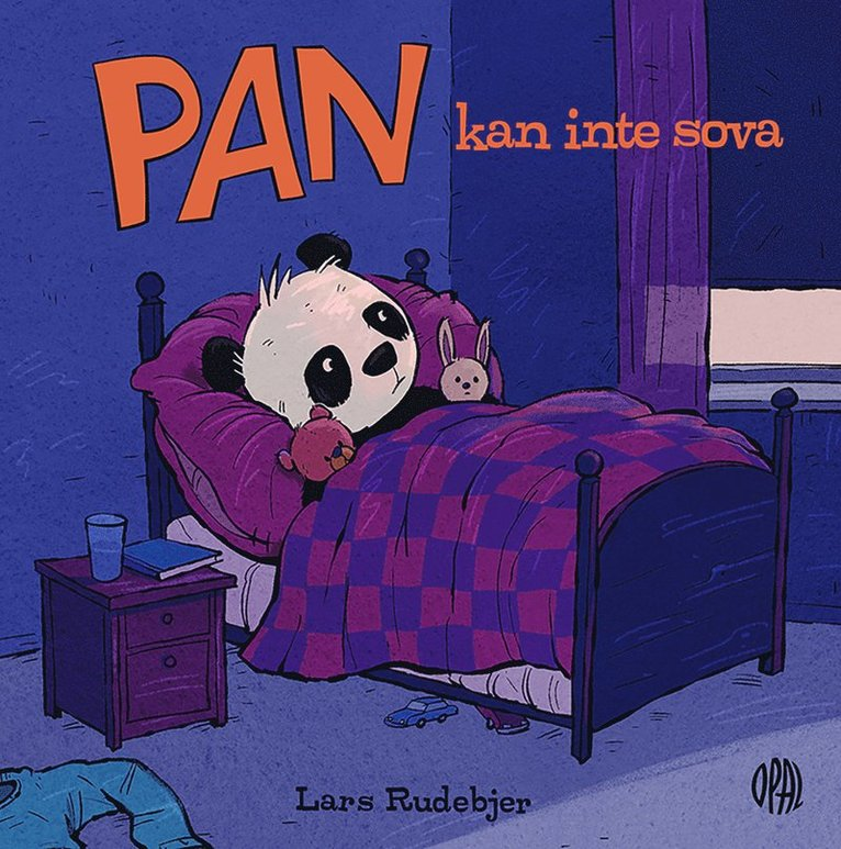 Pan kan inte sova 1