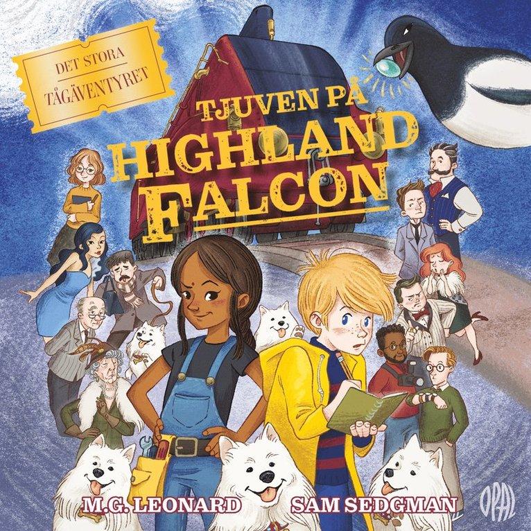 Tjuven på Highland Falcon 1