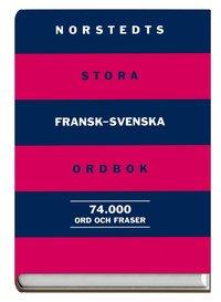 bokomslag Norstedts stora fransk-svenska ordbok : Le grand dictionnaire fran ais-suédois de Norstedts