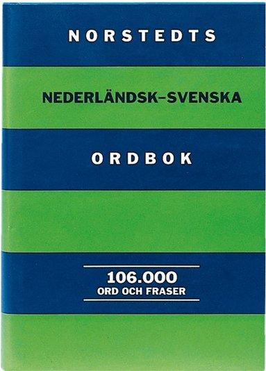 bokomslag Norstedts nederländsk-svenska ordbok : 106.000 ord och fraser