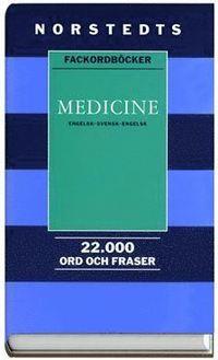 bokomslag Medicine : engelsk-svensk-engelsk