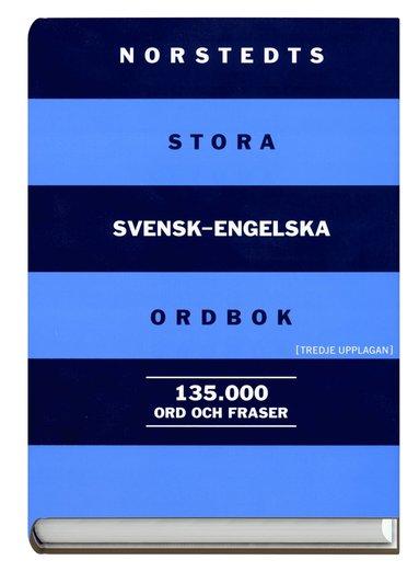 bokomslag Norstedts stora svensk-engelska ordbok : Norstedts comprehensive Swedish-English dictionary