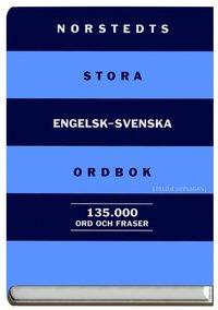 bokomslag Norstedts stora engelsk-svenska ordbok : Norstedts comprehensive English-Swedish dictionary