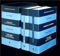 Norstedts stora engelska ordbok : eng-sv/sv-eng