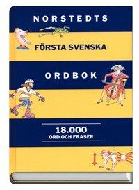 bokomslag Norstedts första svenska ordbok - 18.000 ord och fraser