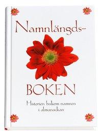 bokomslag Namnlängdsboken : Historien bakom namnen i almanackan