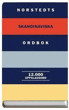 bokomslag Norstedts skandinaviska ordbok : 12 000 uppslagsord
