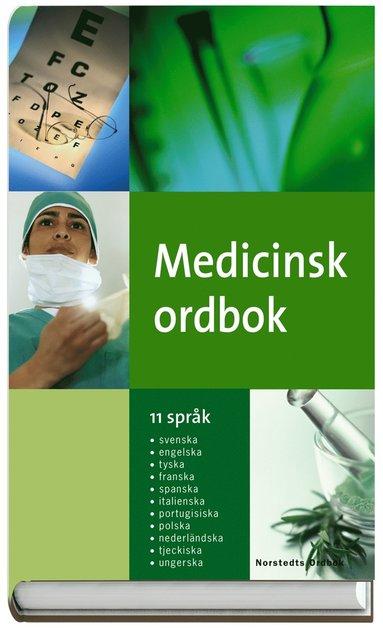 bokomslag Medicinsk ordbok : 11 språk