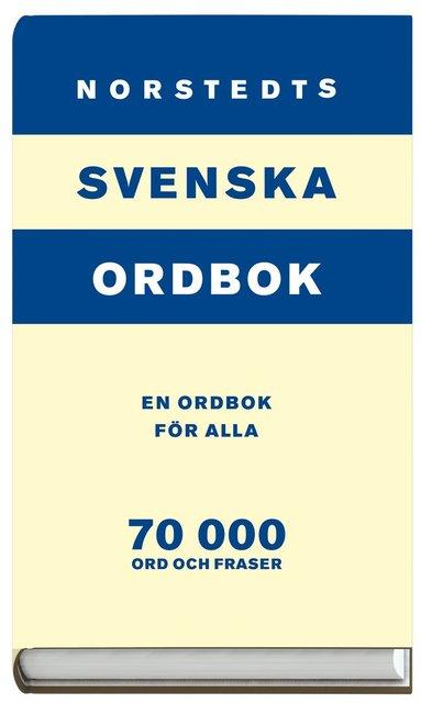 bokomslag Norstedts svenska ordbok : En ordbok för alla