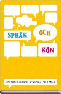 bokomslag Språk och kön