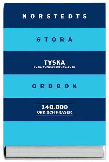 bokomslag Norstedts stora tyska ordbok : Tysk-svensk/Svensk-tysk