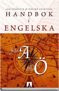 bokomslag Handbok i engelska från A till Ö