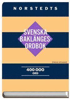 bokomslag Norstedts svenska baklängesordbok