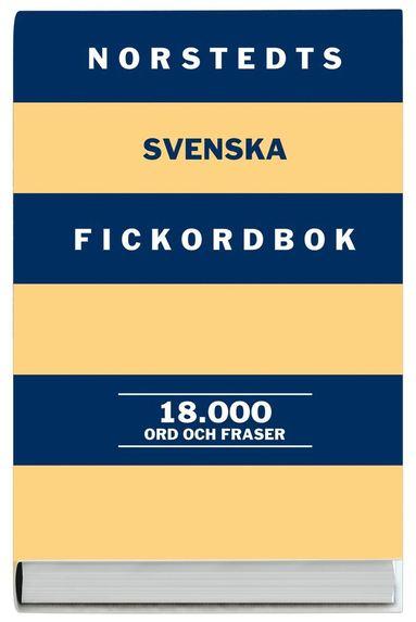 bokomslag Norstedts svenska fickordbok