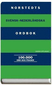 bokomslag Norstedts svensk-nederländska ordbok : 120.000 ord och fraser
