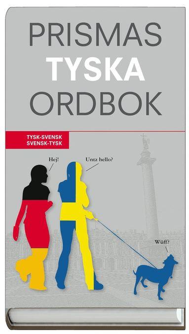 bokomslag Prismas tyska ordbok : tysk-svensk/svensk-tysk