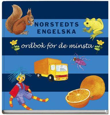 bokomslag Norstedts engelska ordbok för de minsta