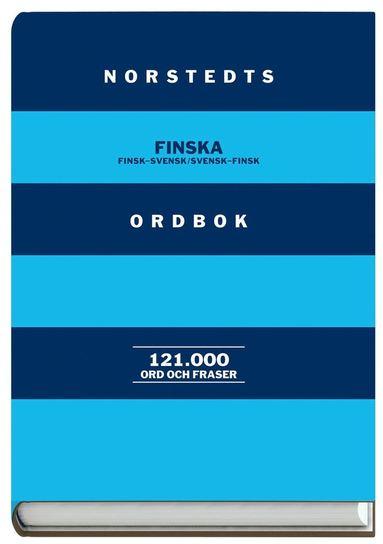 bokomslag Norstedts finska ordbok - Finsk-svensk/Svensk-finsk