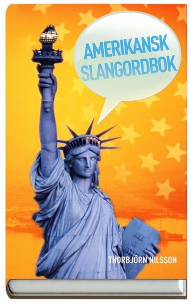 bokomslag Amerikansk slangordbok