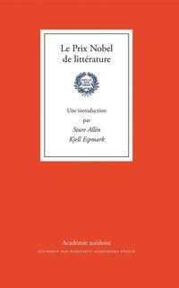 bokomslag Le Prix Nobel de littérature