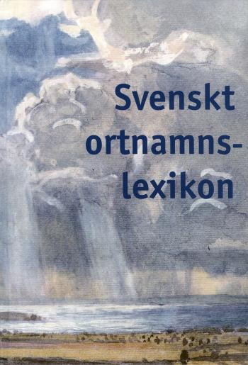 bokomslag Svenskt Ortnamnslexikon