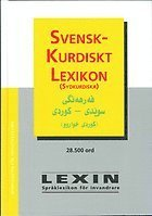 bokomslag Svensk-kurdiskt lexikon (sydkurdiskt)