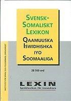 bokomslag Svensk-somaliskt lexikon