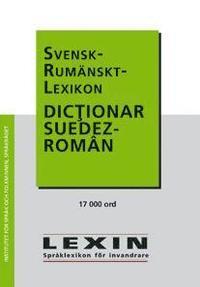 bokomslag Svensk-rumänskt lexikon