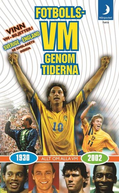 bokomslag Fotbolls-VM genom tiderna