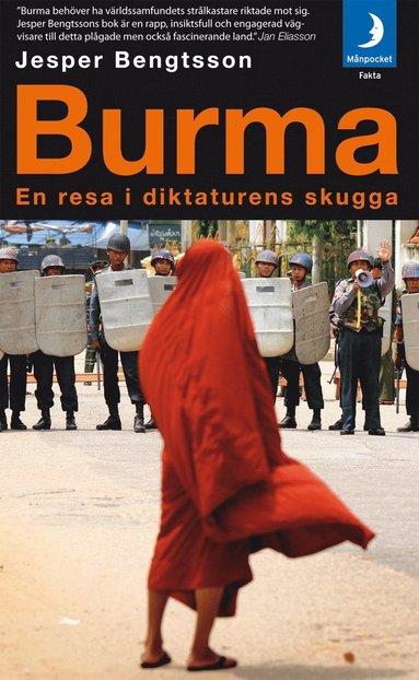 bokomslag Burma : en resa i diktaturens skugga
