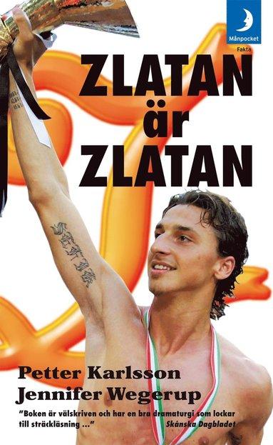 bokomslag Zlatan är Zlatan