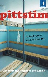 bokomslag Pittstim : 15 berättelser om att vara kille