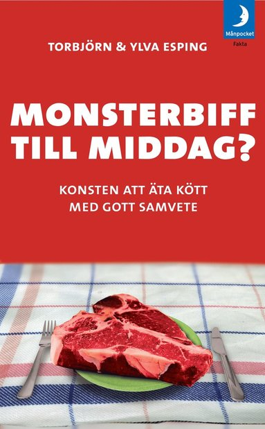 bokomslag Monsterbiff till middag?