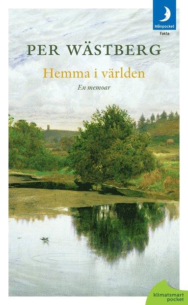 bokomslag Hemma i världen - En memoar