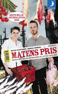 bokomslag Matens pris : boken som matindustrin inte vill att du ska läsa