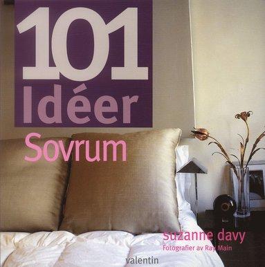 bokomslag 101 idéer sovrum