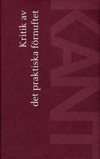bokomslag Kritik av det praktiska förnuftet