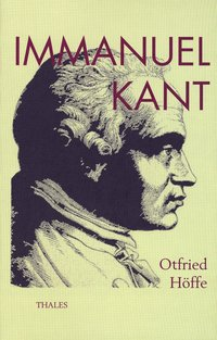 bokomslag Immanuel Kant