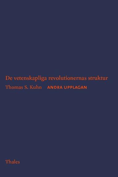 bokomslag De vetenskapliga revolutionernas struktur