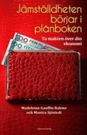 bokomslag Jämställdheten börjar i plånboken : ta makten över din ekonomi