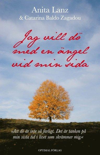 bokomslag Jag vill dö med en ängel vid min sida