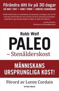 Paleo - stenålderskost