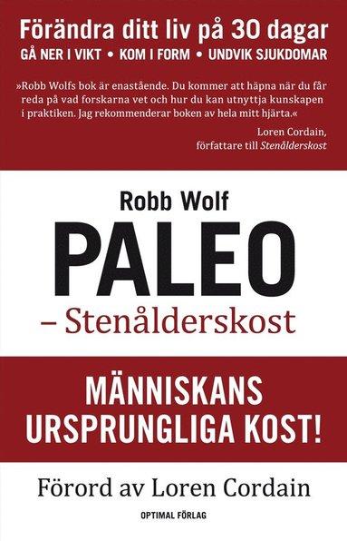 bokomslag Paleo - stenålderskost