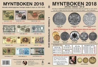 bokomslag Myntboken 2018 Nr 48