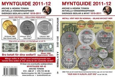 bokomslag Myntguide Nr 45 2011/2012